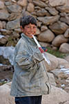 Afghanistan;Asia;Central_Asia;Afghan;boy;boys;child;children;youngsters;kids;childhood;people;persons;youngsters;Bamian;Bamiyan;icicle;Aab_e_Noraq
