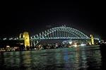 Australia;Australian;South_Pacific;Oceania;Downunder;New_South_Wales;Sydney_Harbour_Bridge;night