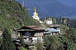 Bhutan;Bhutanese;Asia;Kingdom;Art;Art_history;beliefs;Buddhism;Buddhist;Chhukha_District;chorten;creed;faith;Gedu;Himalayas;religion;village;Architecture