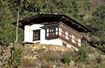 Bhutan;Bhutanese;Asia;Kingdom;Art;Art_history;beliefs;Buddhism;Buddhist;Chhukha_District;creed;faith;Himalayas;house;Phuenthsoling;religion;Road;Thimphu;Traditional;Architecture