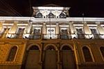 Bolivia;Bolivian;South_America;Latin_America;Estado_Plurinacional_de_Bolivia;Cochabamba;Arcade;Plaza;14_de_Septiembre;night
