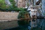 Bosnia_Herzegovina;Bosnian;Bosniak;Herzegovinian;Europe;Balkans;Europa;Architecture;Art;Art_history;Balkan_Peninsula;Islamic;Muslim;Yugoslavia;Blagaj;Herzegovina_Neretva;Tekija;Buna;River