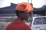 Africa;female;people;person;persons;people;woman;women;Herero;Maun;North_West_District;Botswana;Botswanan