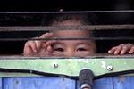 Brunei;Bruneian;Borneo;Southest_Asia;Asia;childhood;children;girl;girls;child;children;youngsters;kids;childhood;person;people;girls;kids;people;persons;youngsters;Bandar_Seri_Begawan;Brunei_Darussalam;Girl;peeking;window;Kampung;Ayer;village