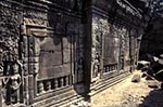 Cambodia;Cambodian;Kampuchea;Asia;Southeast_Asia;_Ancient;Anthropology;Archaeology;Architecture;Art;Art_history;Civilization;Culture;History;Indochina;Khmer;Khmer_Empire;Sculpture;UNESCO;World_Heritage_Site;Angkor;Siem_Reap;Apsara;bas_reliefs;wall;Hall;Dancing;Girls;Banteay_Kdei