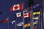 Canada;Canadian;North_America;British_Columbia;Canada_Place;flags;Vancouver;Vancouver