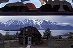 Canada;Canadian;North_America;Atlin;British_Columbia;Stained_glass_window;town;Atlin_Lake