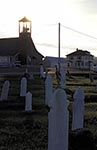 Canada;Canadian;North_America;Quebec;Architecture;Art;Art_history;burial_grounds;cemeteries;cemetery;graveyards;lighthouses;Quebecois;Forillon;National_Park;Cap_des_Rosiers_church;cemetery