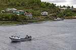Chile;Chilean;South_America;Latin_America;Fishing_boat;Canal_Moraleda;Puerto_Aguirre;Aisen;Region;boats;vessels;transportation;Patagonia