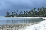Cook_Islands;South_Pacific;Oceania;island;Polynesian;beaches;coasts;seashores;seaside;tropical;Palm_trees;Tapuaetai;One_Foot;island;Aitutaki