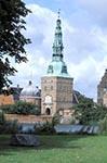 Denmark;Danish;Europe;Scandinavia;Europa;Architecture;Art;Art_history;Renaissance;Entrance_tower;Frederiksborg_Castle