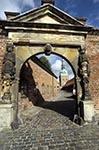 Denmark;Danish;Europe;Scandinavia;Europa;Architecture;Art;Art_history;Renaissance;Gate;Entrance_Tower;Frederiksborg_Castle