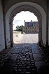 Denmark;Danish;Europe;Scandinavia;Europa;Architecture;Art;Art_history;Renaissance;Lateral_entrance;terrace;Frederiksborg_Castle