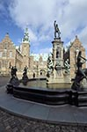 Denmark;Danish;Europe;Scandinavia;Europa;Architecture;Art;Art_history;Renaissance;Neptune_Fountain;Frederiksborg_Castle