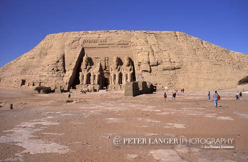 Egypt;Egyptian;Abu Simbel;Ancient;Archaeology;Architecture;arid;Art;Art history;Aswan;deserts;Great Temple of Ramses II;Middle East;Near East;Nile;North Africa;rivers;streams;UNESCO;water;World Heritage Site;Temple of Ramses II