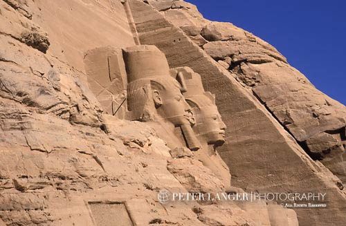 Egypt;Egyptian;Ancient;Archaeology;Architecture;arid;Art;art;Art history;art history;Aswan;deserts;Great Temple of Ramses II;Middle East;Near East;Nile;North Africa;rivers;streams;Temple of Ramses II;UNESCO;water;World Heritage Site;Abu Simbel