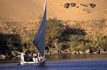 Egypt;Egyptian;Felucca;Nile_River;Aswan;arid;boats;deserts;Felucca;Middle_East;Near_East;Nile;North_Africa;people;Egyptians;Arabs;Arabic;persons;River;rivers;streams;transportation;vessels;water