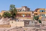 Egypt;Egyptian;arid;Aswan;deserts;Elephantine_Island;houses;Nile;North_Africa;Nubia