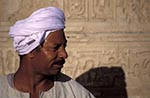 Egypt;Egyptian;Man;Kom_Ombo;Aswan;Archaeology;Architecture;arid;Art;deserts;Kom_Ombo;male;man;Man;men;Middle_East;Near_East;Nile;North_Africa;people;Egyptians;Arabs;Arabic;person;persons;rivers;streams;water;Egypt