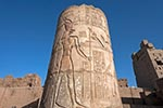 Egypt;Egyptian;Africa;Ancient;Archaeology;Architecture;arid;Art;Art_history;Aswan;bas_relief;column;courtyard;deserts;God_Horus;Haroeris;Kom_Ombo;Nile;North_Africa;rivers;Roman;Roman_Empire;Ancient_Rome;streams;Temple_of_Kom;Temple_of_Sobek;water