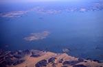 Egypt;Egyptian;Aerial;arid;Aswan;dam;deserts;Lake_Nasser;Middle_East;Near_East;Nile;North_Africa;river;rivers;streams;water;Aerial;Lake_Nasser