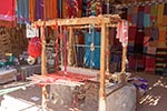 Egypt;Egyptian;Loom;village;Nag_Gharb_Siheil;Aswan;arid;boats;deserts;handicrafts;arts;crafts;Nile;North_Africa;textiles;fabrics;cloth