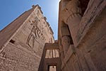 Egypt;Egyptian;Ancient;Archaeology;Architecture;arid;Art;art;Art_history;art_history;Aswan;Bas_reliefs;deserts;Nile;Nubia;Philae;rivers;Second_pylon;streams;Temple_of_Isis;UNESCO;World_Heritage_Site;Africa