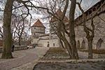 Estonia;Estonian;Europe;Europa;Eesti;Tallinn;Architecture;Art;Art_history;Baltic;Gothic;Maiden_Tower;Medieval;Neitsitorn;UNESCO;World_Heritage_Site