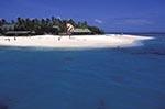 Fiji;Fijian;Melanesia;South_Pacific;Oceania;Beachcomber;Island;coasts;islands;Parasailing;recreations;seashores;seaside;sports;tropical;Western_Province;beaches