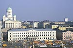Helsinki_harbour;Presidential_Palace;Cathedral;Europe;Finland;Finnish;Lutheran;Lutheran_Cathedral;Suomi