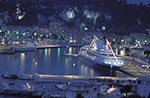 France;French;Europe;Europa;Royal_Olympic_Explorer;harbour;dusk;Nice;Alpes_Maritimes;Mediterranean