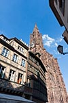 France;French;Europe;Europa;Alsatian;architecture;art;art_history;beliefs;cathedral;Cathedral_of_Notre_Dame;Catholic;Christianity;Christian;creed;faith;Gothic;Grande_Ile;houses;Medieval;Middle_Ages;religion;Strasbourg;UNESCO;World_Heritage_Site
