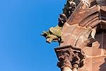 France;French;Europe;Europa;architecture;art;art_history;beliefs;cathedral;Cathedral_of_Notre_Dame;Catholic;Christianity;Christian;creed;faith;Gargoyle;Gothic;Grande_Ile;gutter_spout;Medieval;Middle_Ages;religion;Strasbourg;UNESCO;World_Heritage_Site