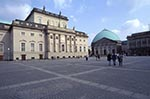 Germany;German;Deutschland;Eruope;Europa;Architecture;Art;Art_history;Berlin;Forum_Fridericianum;Neo_Classicism;Neoclassical;Neoclassicism;St_Hedwigs_Kathedrale