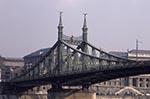Hungary;Hungarian;Magyar;Europe;Europa;Eastern_Europe;UNESCO;World_Heritage_Site;Budapest;Szabadság_híd;Liberty_Bridge