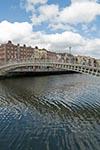 Ireland;Irish;British_Isles;Europe;Europa;Celtic;islands;Dublin;Liffey;Bridge