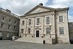 Ireland;Irish;British_Isles;Europe;Europa;Architecture;Art;Art_history;Celtic;islands;Neo_Classicism;Neoclassical;Neoclassicism;Dublin;Dining_Hall;Trinity_College