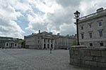 Ireland;Irish;British_Isles;Europe;Europa;Architecture;Art;Art_history;Celtic;islands;Neo_Classicism;Neoclassical;Neoclassicism;Dublin;Parliament;Square;Trinity_College