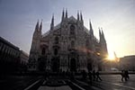 Italy;Italian;Italia;Europe;Europa;_Architecture;Art;Art_history;cathedral;Christianity;Christian;Catholic;religion;faith;beliefs;creed;Duomo_di_Milano;Gothic;Medieval;Mediterranean;Middle_Ages;Milan;sunrise