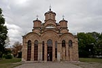 Kosovo;Balkans;Europe;architecture;art;art_history;beliefs;Byzantine;Christianity;creed;Eastern_Orthodox;faith;Gracanica;Kosovar;Monastery;religion;UNESCO;World_Heritage_Site;Christian