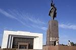 Kyrgyzstan;Asia;Kyrgyz_Republic;Kyrgyz;Kirgiz;Kirgizstan;Asia;Ala_Too;Art;Art_history;Bishkek;Central_Asia;Lenin;Square;Statue;Architecture