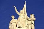 Kyrgyzstan;Asia;Kyrgyz_Republic;Kyrgyz;Kirgiz;Kirgizstan;Asia;Art;Art_history;Ballet;Bishkek;Central_Asia;Opera;Sculpture;State;Statue;Theatre;Architecture