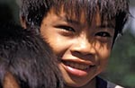 Laos;Asia;boy;boys;child;children;youngsters;kids;childhood;person;people;boys;childhood;children;Indochina;kids;Lao;Laotian;people;persons;Southeast_Asia;tropical;youngsters;Ban_Xang_Hai;Boy