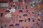 Laos;Asia;Architecture;Art;Art_history;Buddhism;Buddhist;Indochina;Lao;Laotian;Southeast_Asia;Town_of_Luang_Prabang;tropical;UNESCO;World_Heritage_Site;Luang_Prabang;Mosaic;Red;Chapel;Wat_Xieng_Thong