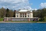 Lithuania;Lithuanian;Europe;Europa;Lietuvos;_Architecture;Art;Art_history;Baltic;Neo_Classicism;Neoclassical;Neoclassicism;Trakai;Uzutrakis_Palace;Lake;Galve