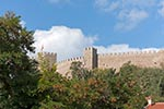 Macedonia;Macedonian;Europe;Europa;Balkans;castles;Czar_Samuels_Fortress;fortresses;forts;Ohrid;UNESCO;World_Heritage_Site;Yugoslavia;Former_Yugoslav_Republic_of_Macedonia