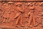 Madagascar;Malagasy;Africa;Antananarivo;Art;Art_History;Bas;French_colonial;History;relief;representing;Rove;Sculpture;Africa