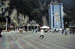 Malaysia;Malaysian;Asia;Southeast_Asia;Hinduism;Hindu;religion;faith;beliefs;creed;persons;people;Malaysians;Batu_Caves;Kuala_Lumpur;Bottom;stairs;Batu_Caves