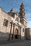 Aguascalientes;Architecture;Art;Art_history;Basilica_Church;beliefs;Camino_Real_de_Tierra_Adentro;Cathedral;Catholic;Central_America;Christian;Christianity;creed;faith;Latin_America;Mexican;Mexico;North_America;religion;Spanish_Colonial;UNESCO;World_Heritage_Site