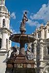 Mexico;Mexican;Latin_America;North_America;Central_America;Coahuila;Art;Art_history;Coahuila;Fountain;Nymphs;Neo_Classicism;Neoclassical;Neoclassicism;Saltillo;Sculpture;Plaza_de_Armas